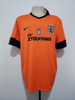 Camisa Futebol Oficial Paok Grécia 2013 Third Nike Tam Ggg