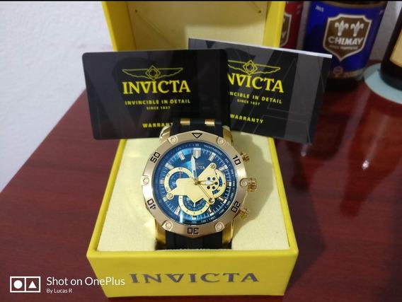 Invicta Original Ref. 23426 Usado Algumas Vezes