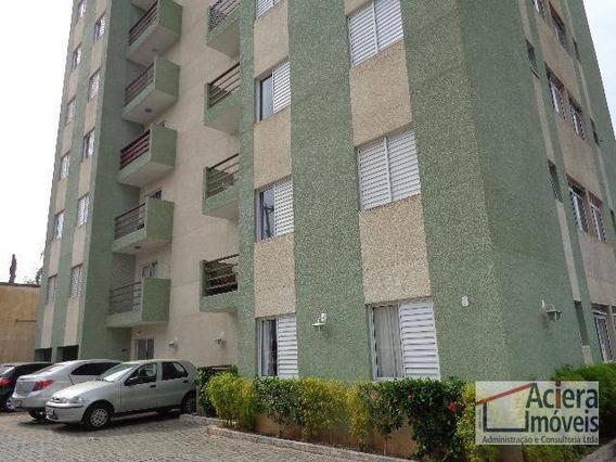 Granja Viana - Apartamento Impecável Com 2 Dormitórios, Sala Com Sacada, 1 Vaga - Prédio Com Elevador - Ap0322