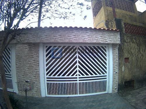 Imagem 1 de 15 de Venda Casa Sao Bernardo Do Campo Vila Vivaldi Ref: 142096 - 1033-1-142096