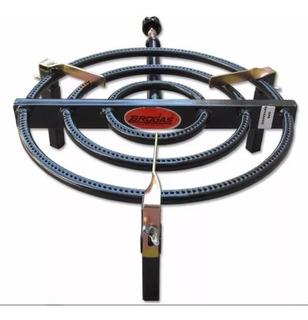 Quemador Mechero P/ Disco De Arado Paella Paellero Gas 45cm