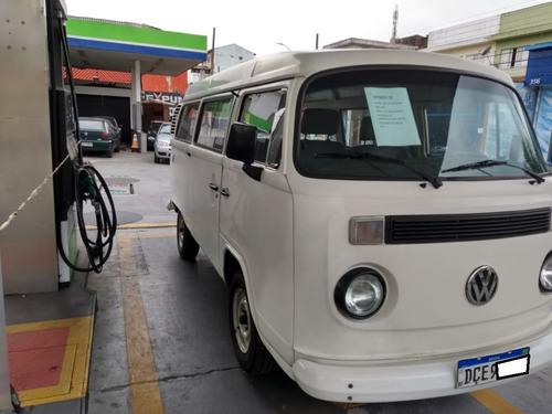 Volkswagen Kombi 2001 1.6 Std 3p Gasolina