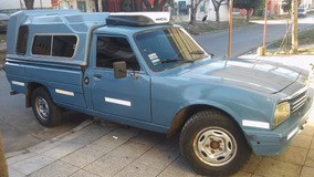 Camper Peugeot 504 Pick Up Diesel Camioneta (ver Video),