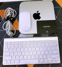 Apple Mac Mini 2012 | I5 | 16gb Ram | 500gb Hd + Ssd 250gb