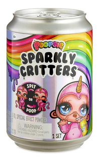 Poopsie Sparkly Critter Lata Slime Surprise Sorpresa