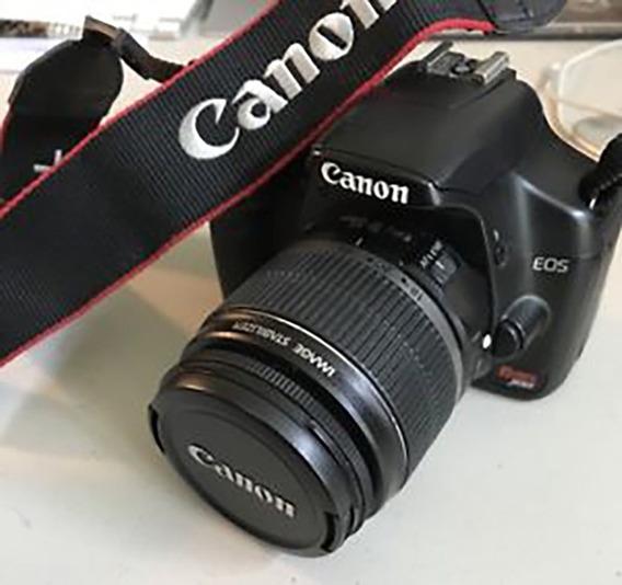 Camera Canon Xsi Espelho E Obturador Trocados 05/10/17