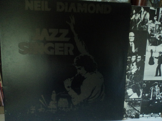 Lp:vinil-neil Diamond:the Jazz Singer+encarte:capa Dupla