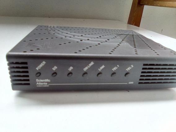 Cable Modem Router Scientific Atlanta Dpc2203 Para Inter