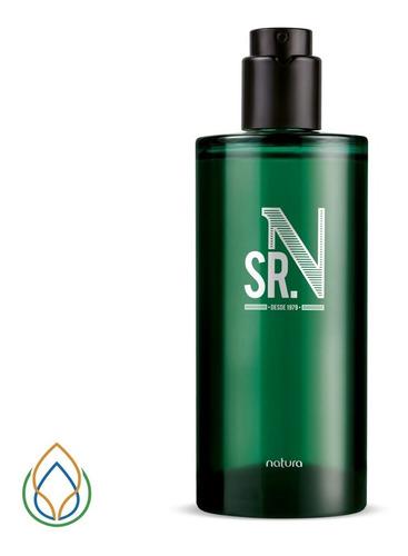 Sr. N Clásico Perfume Para Hombre De Natura X 100ml Original
