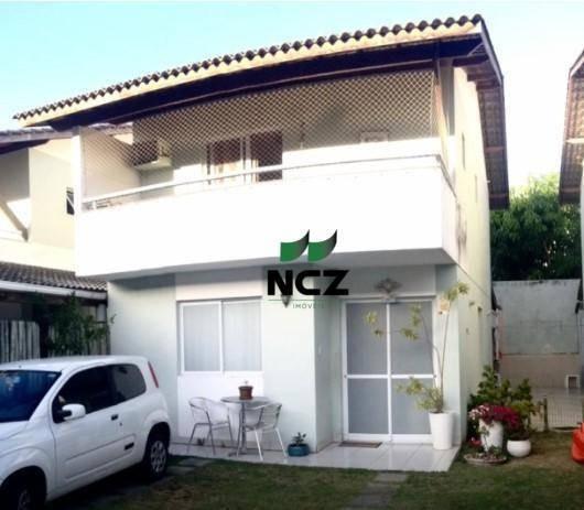 Casa Com 4 Dormitórios À Venda, 122 M² Por R$ 510.000 - Stella Maris - Salvador/ba - Ca2908