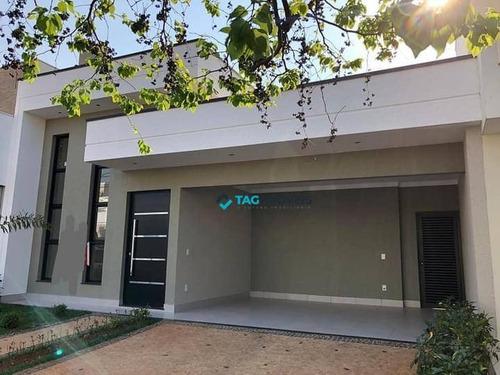 Casa Com 3 Dormitórios À Venda, 170 M² Por R$ 950.000,00 - Parque Brasil 500 - Paulínia/sp - Ca0481