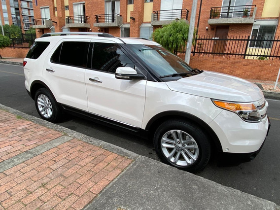 Ford Explorer 38.000 Km 4x4 New Limited 3500cc