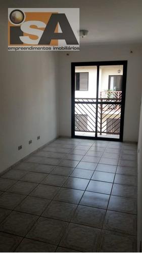 Apartamento Em Parque Santana - Mogi Das Cruzes, Sp - 2873