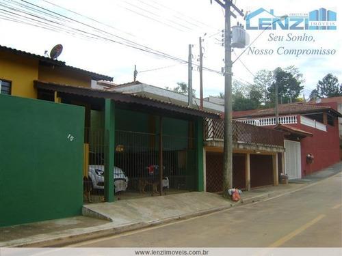 Imagem 1 de 6 de Casas À Venda  Em Piracaia/sp - Compre A Sua Casa Aqui! - 1268381