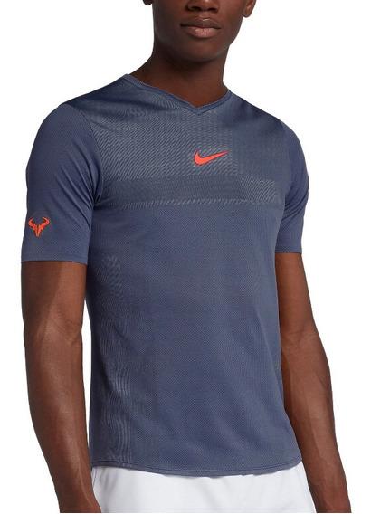Nike Court Aeroreact Rafa Tenis Camiseta Xxl Playera Gym