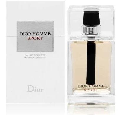 Perfume Dior Homme Sport Eau De Toilette 100 Ml