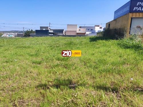 Te06150 - Terreno Comercial  Em Avenida - Jardim Monte Carlo - Z10 Imóveis Indaiatuba - Te06150 - 68723370