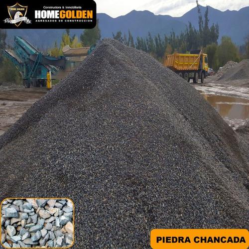 Imagen 1 de 1 de Piedra Chancada Arena Gruesa 40 Kg