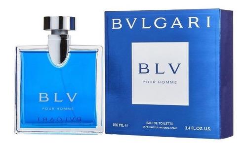 Imagen 1 de 1 de Perfume Blv De Bvlgari 100 Ml Eau De Toilette Nuevo Original