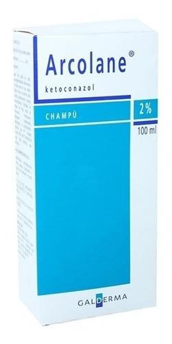 Champu Arcolane Ketoconazol 2% 100 Ml Galderma