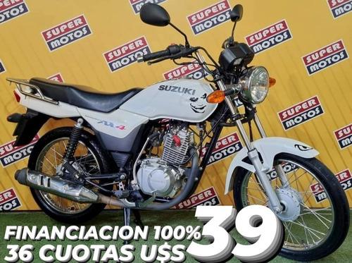 Imagen 1 de 9 de Yumbo Gs  Yumbo Speed 125  Yumbo Suzuki Ax4110