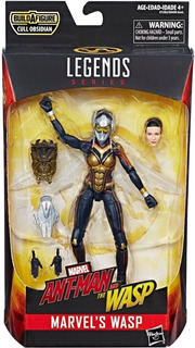 Avengers Marvel Legends Series Marvel Wasp 15 Cm Original