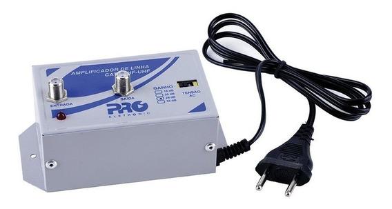 Amplificador Antena Digital Proeletronic Pqal3000 Envio Full