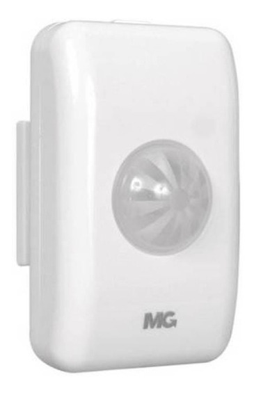 Sensor Presença Sobrepor Teto Mpt-40s Margirius 360 Graus