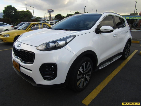 Kia New Sportage Ex 2.0 At