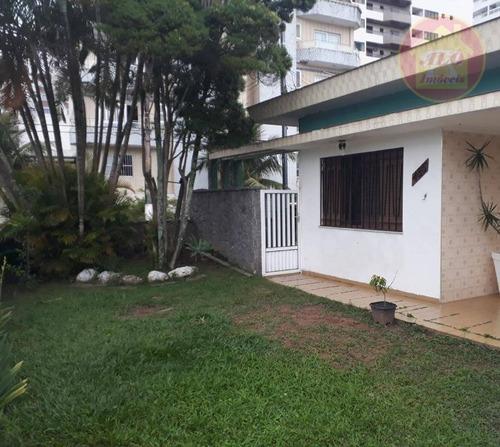 Casa À Venda, 320 M² Por R$ 530.000,00 - Tupi - Praia Grande/sp - Ca1294