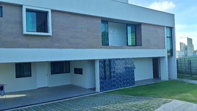 Vendo Casa De Alto Padrão No Alphaville Francisco Brennand - Ca0066