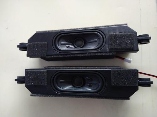 Imagen 1 de 1 de Par De Bocinas Pantalla Hyundai Hyled5519n4kkm