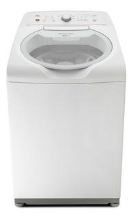 Lavadora de roupas automática Brastemp Double Wash BWD15 branca 15kg 220V