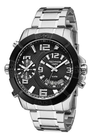 Relógio Analógico E Digital Technos3 X 1 Ref.: T205fk/3p