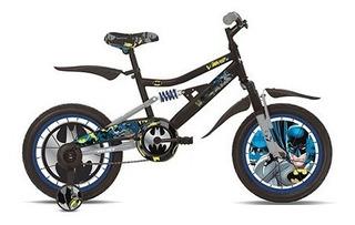 Bicicleta Batman Dark Knight R16 + Envio Gratis