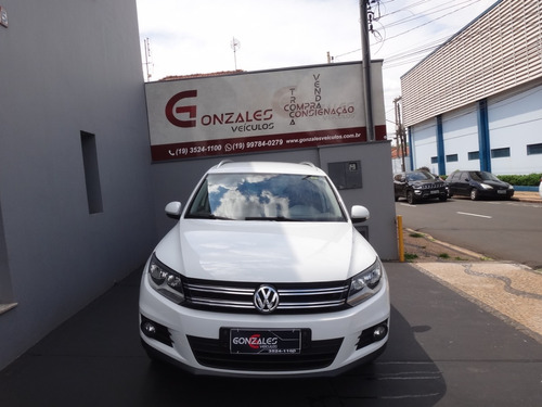 Imagem 1 de 9 de Volkswagen Tiguan Tsi 2.0 Automática