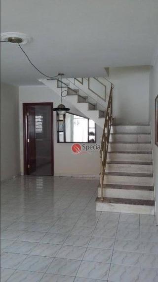 Sobrado Com 3 Dormitórios À Venda, 141 M² - Jardim Anália Franco - São Paulo/sp - So7073