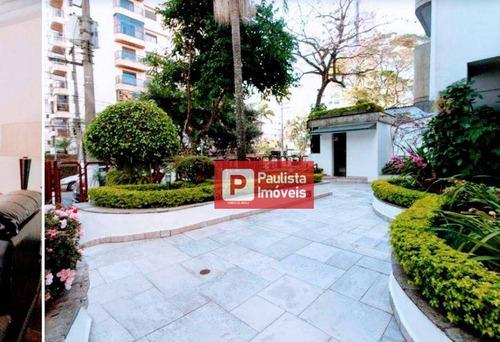 Imagem 1 de 22 de Apartamento Com 3 Dormitórios À Venda, 117 M² Por R$ 1.280.000,00 - Moema - São Paulo/sp - Ap32416