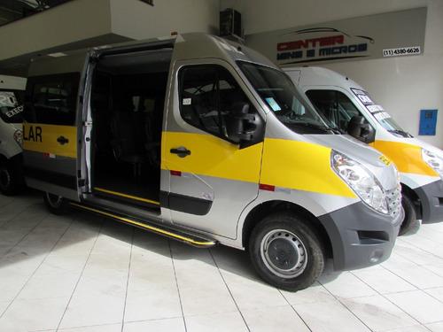 Renault Master Escolar Van Escolar 0km 2021