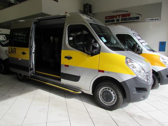 Renault Master Escolar Van Escolar 0km 2020