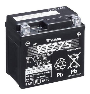 Batería Moto Yuasa Ytz7s