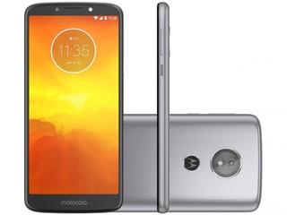 Smartphone Motorola Moto E5 16gb Platinum - Dual Chip 4g