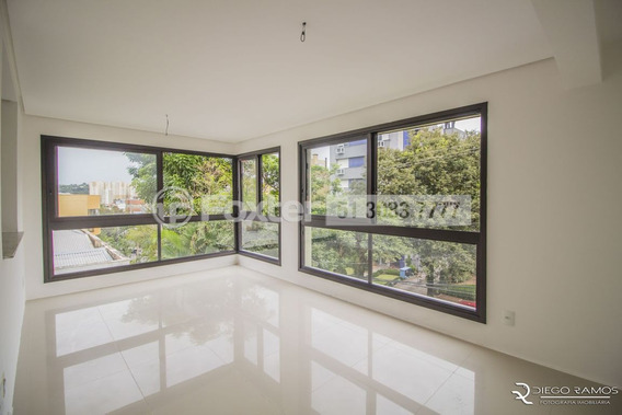 Apartamento, 2 Dormitórios, 75 M², Petrópolis - 173047