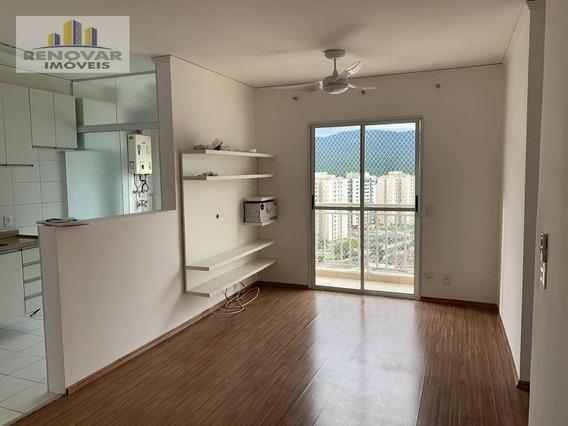 Apartamento Residencial Para Locação, Vila Mogilar, Mogi Das Cruzes - . - Ap0639