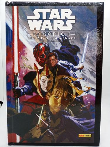 Star Wars - La Amenaza Fantasma - Novela Gráfica - Panini