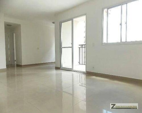 Imagem 1 de 8 de Apartamento Com 2 Dormitórios À Venda, 64 M² Por R$ 355.000 - Vila Augusta - Guarulhos/sp - Ap0921