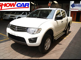 Mitsubishi L200 Doble Cabina 2015.5 Vel, Ve, A/c, Cd, Ba,ra