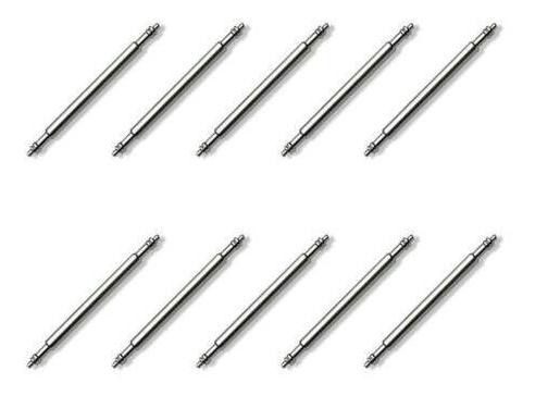 1.3mm - 24mm - 10pcs Barras De Resorte Banda Reloj Acer-6239