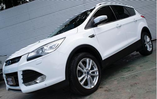 Ford Kuga Titanium 2.0l Ecoboost Awd Griff Cars