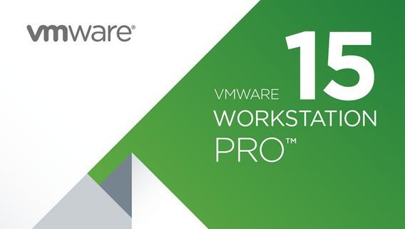 Vmware Workstation Pro V15.0.2 - Original Lançamento!